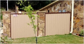 Metal Privacy Fence Killeen, Belton, Harker Heights, Temple, Copperas Cove